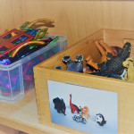Impressionen - im Kindergarten, Spielmaterial