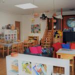 Impressionen - im Kindergarten, Gruppenraum