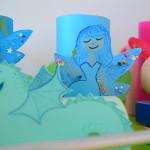 Impressionen - im Kindergarten, kreatives Arbeiten